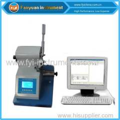 Tear Strength Tester for Paper