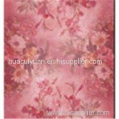 100% Silk Digital Print Satin Long Scarves(dl13003)