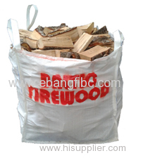 1.0 Ton Ventilated FIBC big Bag for Firewood