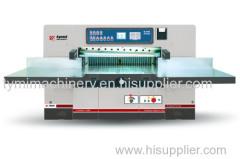 Computerized Paper Guillotine Machine