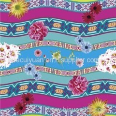 Digital Print Silk Scarf Factory