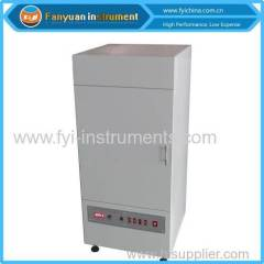 Drape Property Testing Machine