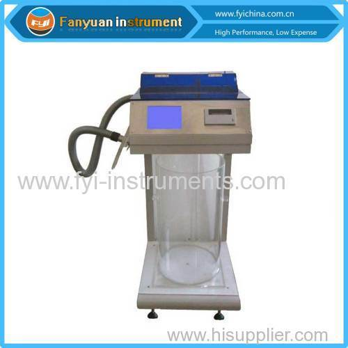 Automatic Feather and Down Filling Tester