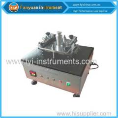 geosynthetics Abrasion Resistance Tester