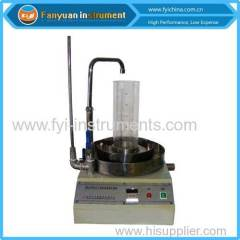 Geosynthetic Water Permeability Tester