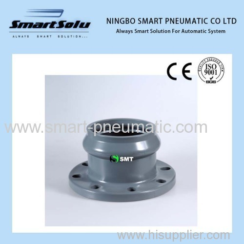 Pneumatic Fittings for Water Supply With Rubber Ring Joint