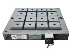 Electro permanent magnetic chuck for milling