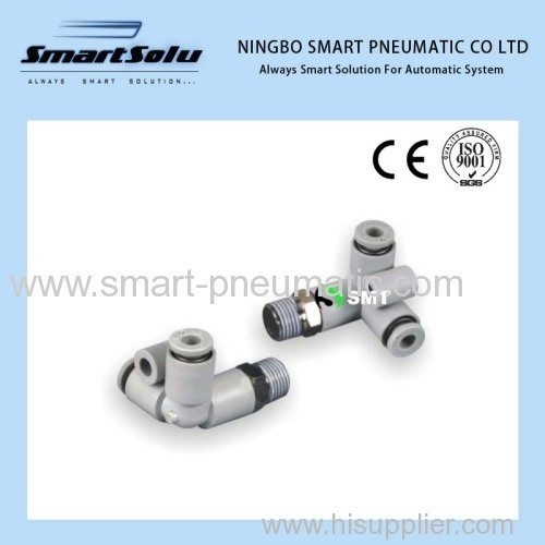High quality SMC Style Pneumatic Fittings