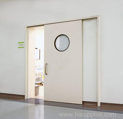 Door Handle Types >> Manual Sliding Door For Hospital Application Single Open ...