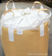 1.0 ton FIBC jumbo big bag for PTA pellets