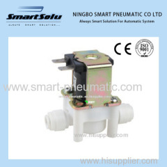plastic water valve Normal Close 1/4