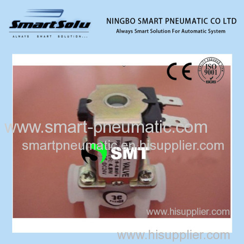 Plastic Solenoid Valve E G F -01 6-8mm tube sizes