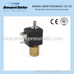 pneumatic steam solenoid valve