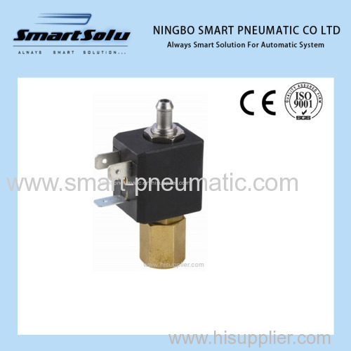 2/2 way normally closed solenid valve small valve water vlve can be used for WATER SYSTEM steam