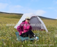 Light weight backpacking tent
