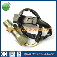 excavator parts caterpillar 320B revolution speed sensor CAT 320C rpm sensor 125-2966 square plug