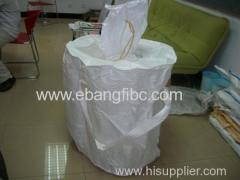 FIBC jumbo big bag for steel balls wear-resistant materials