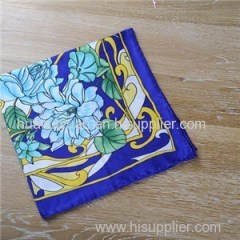 100% Mulberry Silk Neck Scarf