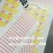 Customize Self Destructive Brand Sticker Vinyl Labels for Anti-counterfeit