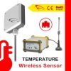 Industrial Wireless Sensor System humidity sensor with Base Station