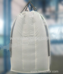 fiiling spout FIBC jumbo bag big bag for kaolin
