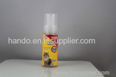 pet dental foam for dog and cat teeth