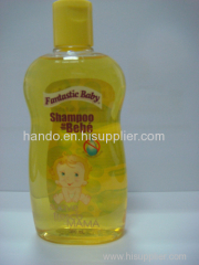 baby 2-in-1 shampoo and body wash