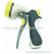 How maintain the water spray gun after use