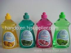 dishwashing liquid lime or lemon