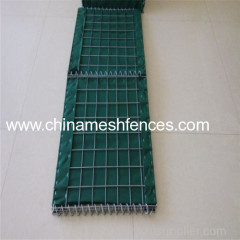 Flood control gabion box welded gabion basket mesh hesco barrier wall