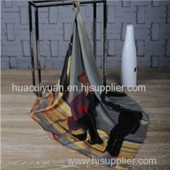 Custom Design Silk Cdc Crepe De Chine