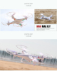 Armed unmanned aerial super micro plane with RC and VR function mini HD cameras for sports
