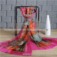 Customized Silk Shawl Product Product Product