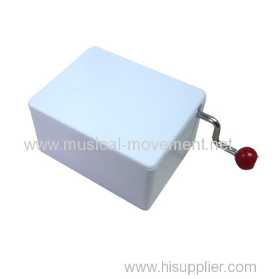 Cheap Plastic Music Box