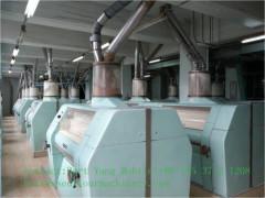 300Tons Buhler-Miag Flour Mill Machines On Sale