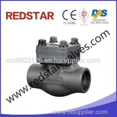 forged steel check valve Forged Steel Piston Check Valve