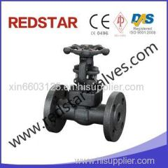 Cast Steel Wedge Gate Valve