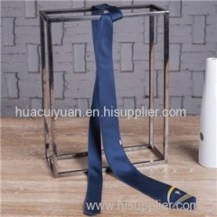 Custom Logo Polyester Tie
