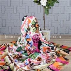 Customized Design Twill Silk Scarf