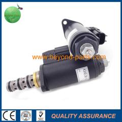 kobelco SK200-6 SK210-6 SK230-6 solenoid valve YN35V00020F1 KWE5K-31 G24DA40 / G24DA50