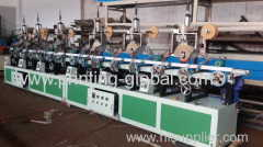 heat transfer printing machine of line building material