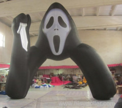 Salable Inflatable Death Arch for Advertising