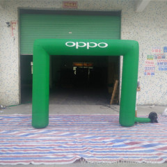 Customized Oxford Single Inflatable Arch for Advertising/Event