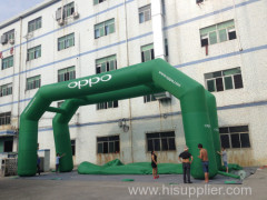 Double Inflatable Arch with Good Quality Made in China