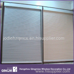 China Reasonable Price Pleated Rolling Blind