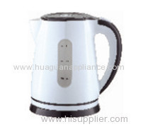 ELECTRIC KETTLE WITH LED LIGHT