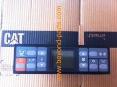 caterpillar excavator 320C air conditioner air condition control panel