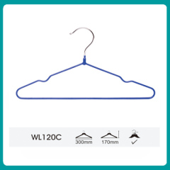 Fashion garment metal hanger