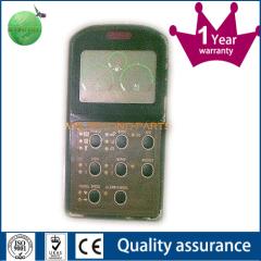 caterpillar 320 excavator monitor instrument panel 7y -5500