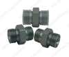 BSP male double use for 60° cone seat or bonded seal Adapters 1B-HS